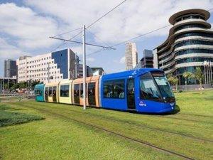 İspanya'da Tenerife tramvay hattı büyüyor