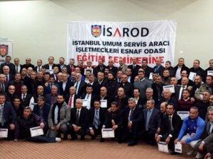 Karsan Pazarlama'dan İSAROD Eğitim Semineri'ne destek