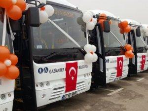 TEMSA'dan Gaziantep Belediyesi'ne 30 Prestij City