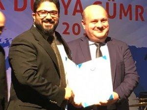 Dünya Gümrük Örgütü'nden DHL Express Türkiye'ye ödül