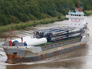 M/V FLINTERZEE ve M/V FLINTERHAVEN isimli kargo gemileri, Tango Denizcilik'e satıldı