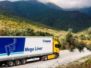 Krone'den Meryıldız Lojistik'e 12 Mega Liner
