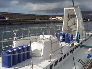 Türkiye'nin ilk turistik denizaltısı dalışa hazır