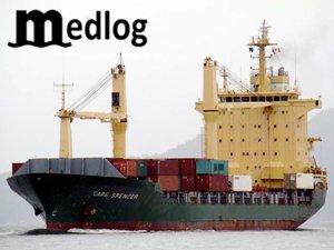 MEDLOG, ikinci gemisi M/V MED DENIZLI'yi filosuna kattı