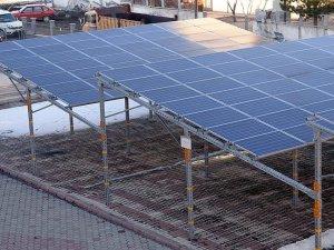 Kaymakamlık güneş enerjisinden ürettiği elektriği satıyor