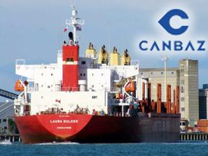 M/V LAURA BULKER, 7 milyon 500 bin dolara Canbaz Denizcilik Şirketi'ne satıldı