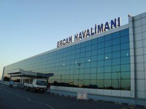 Ercan'da yeni terminal 2018'de açılıyor