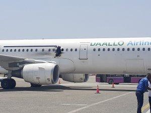Daallo uçağına yapılan saldırıyı Eş-Şebab üstlendi