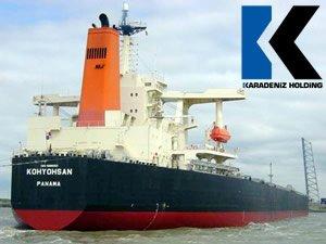 Karadeniz Holding, M/V KOHYOHSAN isimli dökme yük gemisini 5 milyon dolara satın aldı