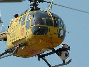 Irak'ta Rus helikopteri düştü