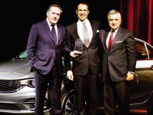 Koç Holding'e 'Yılın Otomobili' ve 'Yılın Şirketi' ödülü