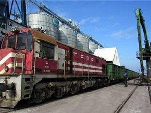 Çelebi Limanı demiryolu bağlantısı tamamlandı