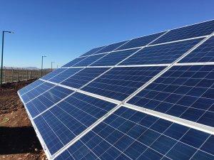 Türkiye'nin en büyük güneş enerjisi projesi Adıyaman'da hayata geçti