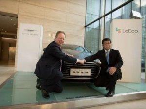 Aston Martin ve Faraday Future elektrikli araç için anlaştı