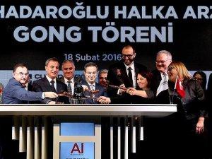 Çuhadaroğlu Metal Borsa İstanbul'da işlem görmeye başladı