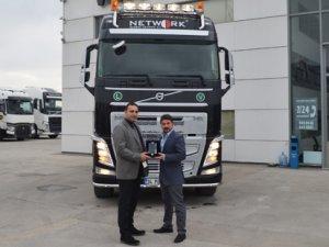 Network Global Lojistik'e yeni Volvo FH