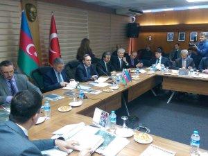 Çandarlı ve Nemrut limanları için toplantı düzenlendi