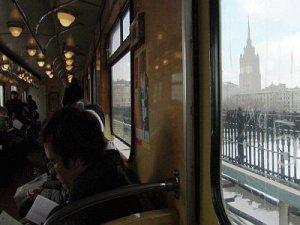 Moskova'da kendi kendine çalışan metro