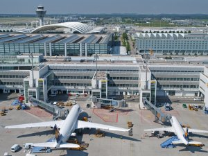 Airbus A350-Filosu Münih'e Geliyor