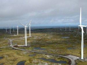 Avrupa'nın en büyük rüzgar enerjisi Norveç'te olacak