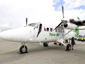 Nepal'de kaybolan uçağın, düştüğü kesinleşti