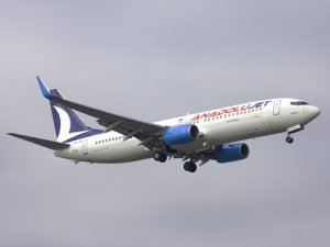 Anadolujet 250 bin yolcuyu evinden aldırdı