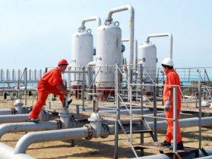 Türkiye'nin doğalgaz ithalatı artış gösterdi