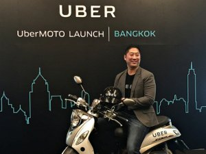 Uber, UberMoto ile motosikletli ulaşım işine el atıyor