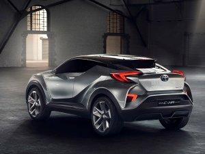 Türkiye'de üretilecek Toyota C-HR Cenevre'de sergilenecek
