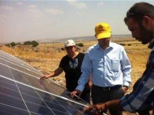 Gaziantep'te çiftçiye Güneş Enerjisi Desteği