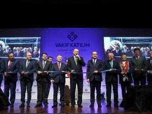 Vakıf Katılım Bankası açıldı