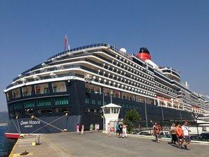 Mart ayında Marmaris'e 7 kruvaziyer gemisi gelecek