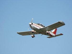 ABD'de küçük uçak düştü