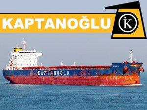 Kaptanoğlu'nun gemileri, M/V ZEYNEP K ile M/V SADAN K, 20 milyon dolara satıldı