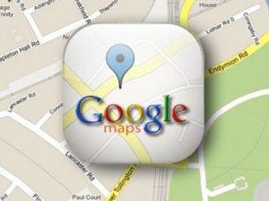 Google Maps iOS platforumu için güncellendi!
