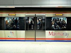 Marmaray 2015 yılında 60 milyon 958 bin 131 yolcu taşıdı