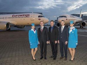 Eurowings filosuna iki uçak daha kattı