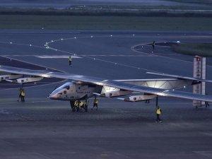 Solar Impulse yeniden havalanıyor