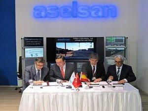 Demiryollarında ASELSAN ve INDRA işbirliği