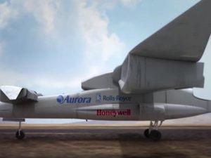 DARPA'dan ezber bozan uçak projesi