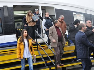 İDO, Tuzla-Yalova deniz otobüsü seferlerine başladı
