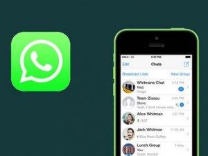 iOS WhatsApp uygulaması güncellendi