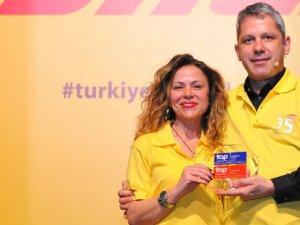 """DHL Express Türkiye iki yıl üst üste """"En İyi İşveren"""" seçildi"""