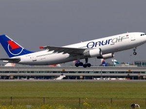 Onur Air uçağı kuleyle iletişimi kaybetti