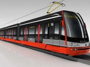 Çin'in Qingdao Şehri tramvay hattında seferlere başlandı