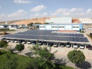 Gaziantep'i Güneş Enerjisi ısıtacak!