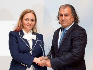 """Arkas'a """"Denizci kadınlara destek"""" ödülü"""
