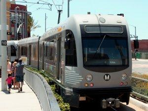 Los Angeles'ta 'Gold Line' hattı tamamlanıyor