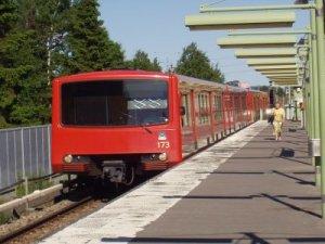 Finlandiya'da Helsinki metrosu açılıyor