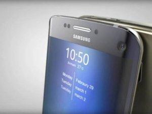 Samsung Galaxy S7 Edge'e acil güncelleme geldi